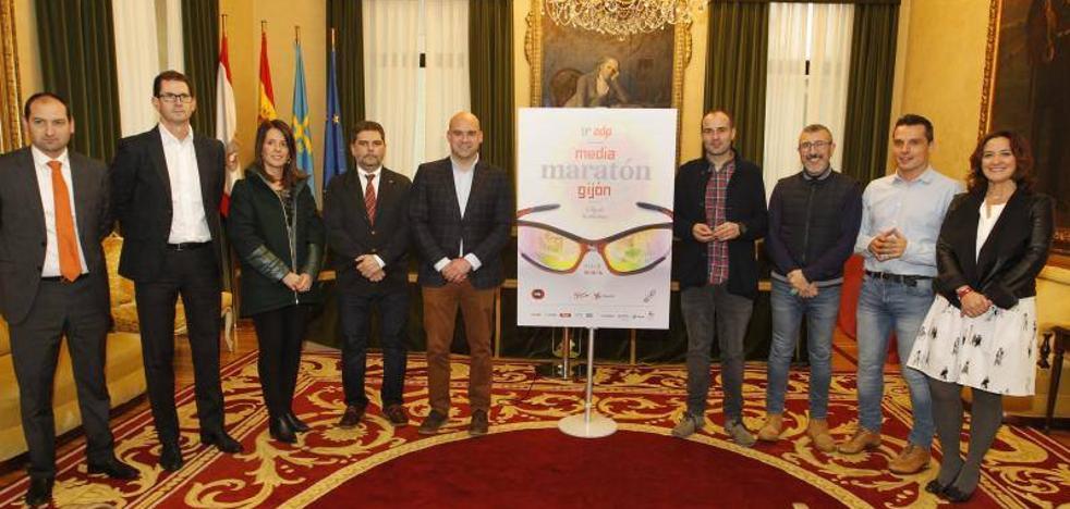 Martín Fiz apadrinará el EdP Medio Maratón de Gijón 2019