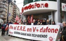 Vodafone plantea despedir al 25% de la plantilla de Asturias