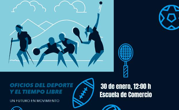 Juventud Gijón presenta «Los oficios del deporte y el tiempo libre»