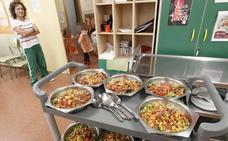 El Ayuntamiento de Gijón estudiará extender el servicio de comedor escolar a los institutos públicos