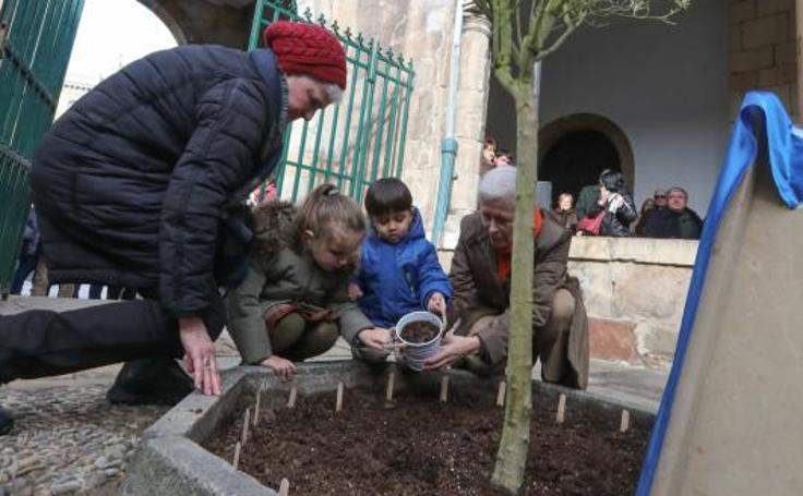San Nicolás celebra la paz con la comunidad judía