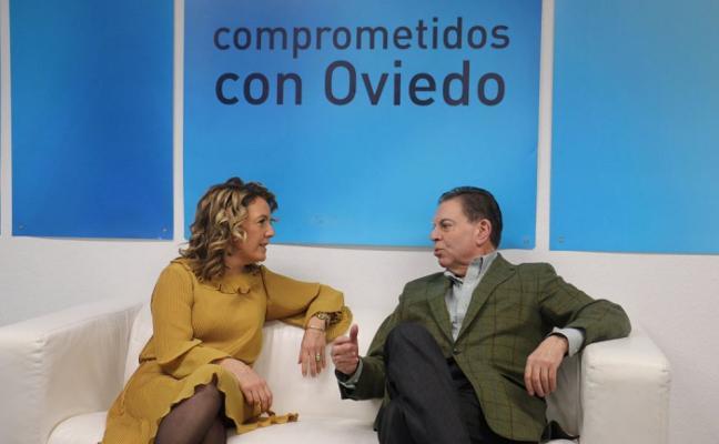 Canteli y Mallada se reúnen para abordar los problemas de la ciudad