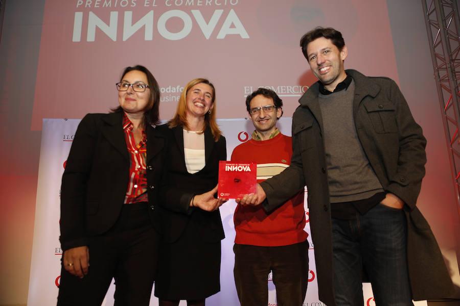 Premios Innova en La Laboral