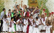 Catar gana por primera vez la Copa de Asia