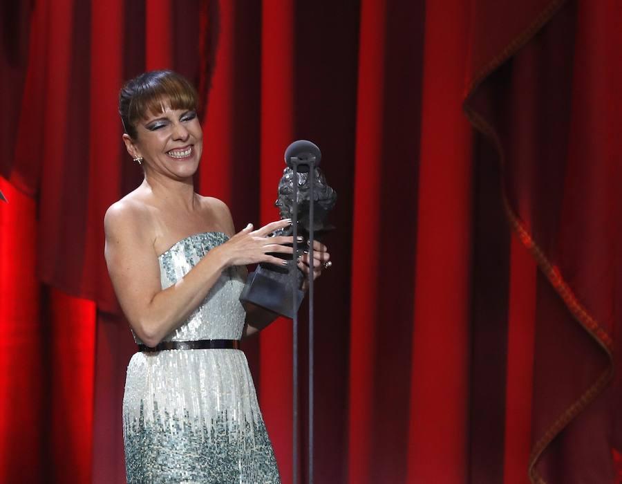 Los ganadores y la entrega de los Premios Goya, en imágenes