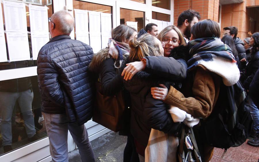 Los MIR se enfrentan a la prueba definitiva en Oviedo
