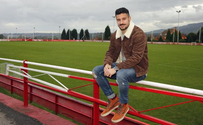 «Es imposible que me canse del Sporting; me lo ha dado todo en la vida»