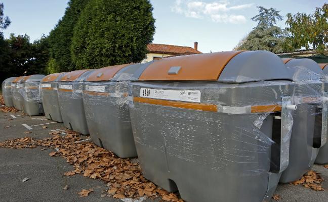 El contenedor marrón se extenderá este semestre a todo el sur gijonés