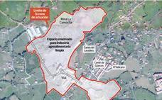 El área empresarial de La Camocha será el desarrollo del PGO con más beneficio
