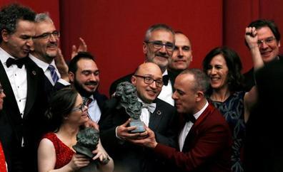 El discurso de Jesús Vidal que hizo llorar a todos en los Goya 2019