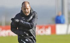 José Alberto: «Si creemos que los tres nuevos están preparados, no podemos esperar»
