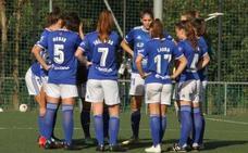 El Real Oviedo sigue con un único objetivo: ganar