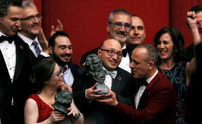 'Campeones', mejor película de los Goya 2019