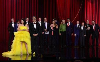 Este es el palmarés de los premios Goya 2019
