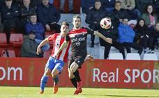 Dos golpes del Logroñés noquean al Sporting B
