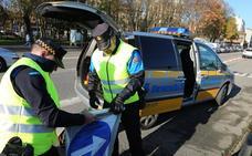 Casi el 80% de los conductores dan positivo en los test de drogas de la Policía Local