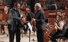 «Un regalo musical» para los versos del director emérito de la Fundación Princesa