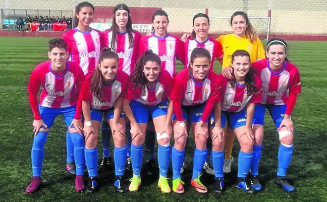 El Sporting suma tres importantes puntos en La Coruña ante el Victoria