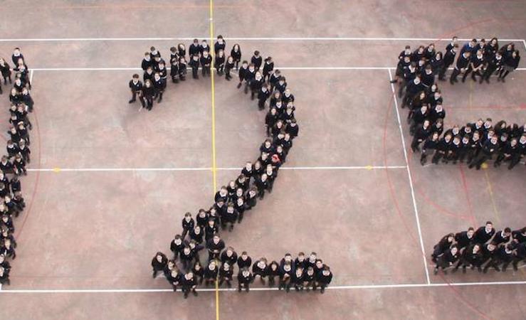El colegio San Luis de Pravia cumple 125 años