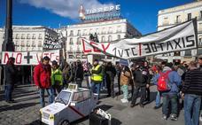 El taxi vota si desconvoca la huelga tras el 'no' de Madrid a su última propuesta