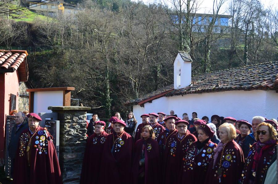 Santiso cata los primeros vinos de Cangas