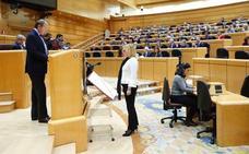 La socialista Guadalupe Casanova, nueva senadora por Asturias en sustitución de Areces
