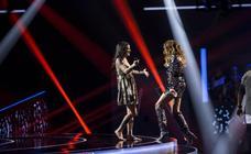 Paulina Rubio critica a su propia concursante en 'La Voz'