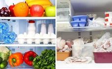 Consejos para una buena conservación de los alimentos