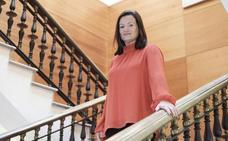 «Quiero aportar mi experiencia en trabajo social», dice Lorena Montes, nueva edil de Xixón