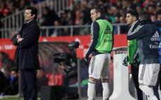 Esta es la alineación del Real Madrid contra el Barcelona
