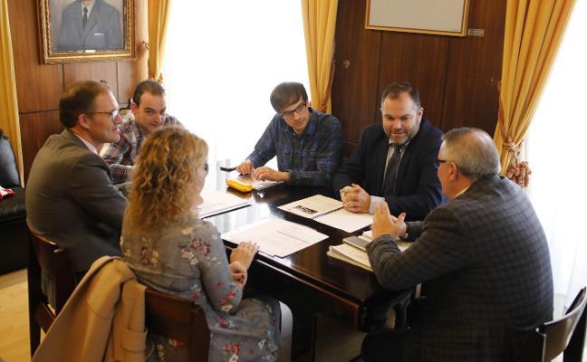 La Cámara de Oviedo quiere potenciar el atractivo turístico del patrimonio minero