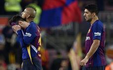 El desgaste preocupa más al Barça que el 1-1 del clásico
