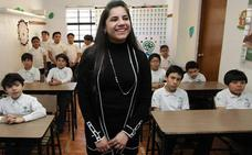 Dafne Almazán, la primera menor en ingresar en Harvard en un siglo