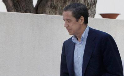 Eduardo Zaplana, tras salir de prisión: «Nunca he cobrado ni un euro en sobornos o comisiones ilegales»