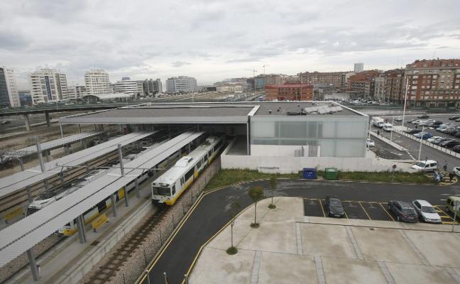 El Tribunal de Cuentas critica que la integración ferroviaria de Gijón sea de las más retrasadas