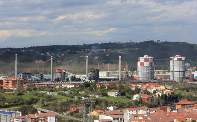 Arcelor redobla su «presión» sobre las plantas asturianas para mejorar sus resultados este año