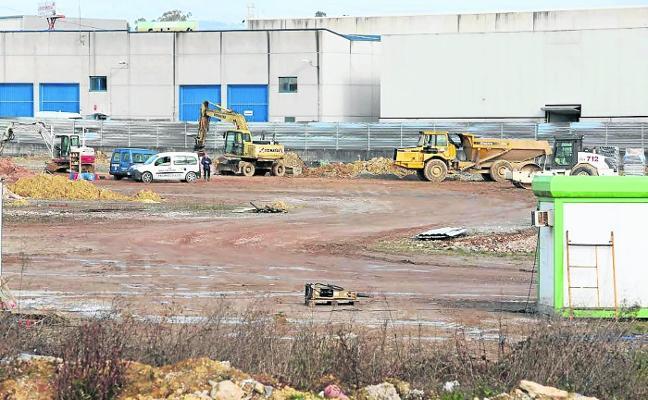 Amazon situará su centro logístico en una parcela entre Meres y Granda