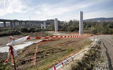 El acceso a la ZALIA supera la fase crítica y terminará en el verano de 2020