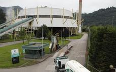 Los sindicatos plantean a Hunosa la construcción de una planta de biomasa