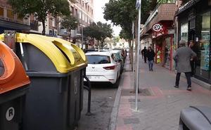 Hallan el cadáver de un bebé en un contenedor de basura en Madrid