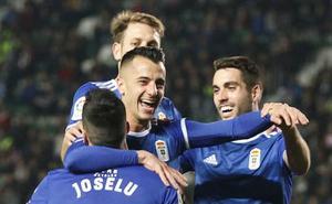 Vídeo: el gol del Joselu que abrió el marcador a favor de los azules