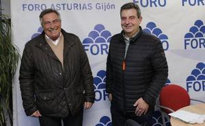 Las candidaturas de Álvaro Muñiz y Esteban Aparicio concurrirán al II Congreso de Foro