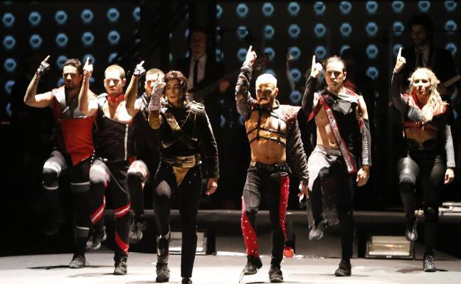 Michael Jackson revive en Gijón