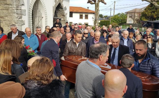 Emotivo adiós en Cadavedo a Balbino Suárez Cortina, «un trabajador incansable»