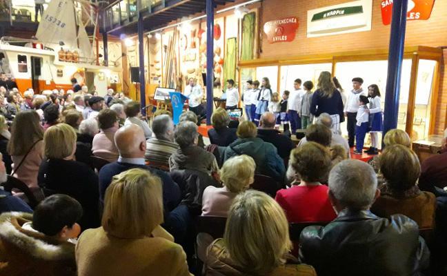 La gala de la canción marinera pone el colofón al programa del Socorro