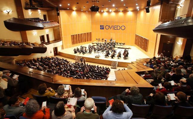 El Auditorio recuperará el uso conjunto de las salas principal y polivalente con la reforma