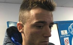 El jugador del Avilés Xavi denuncia a Noel, del Llanera, por agresión