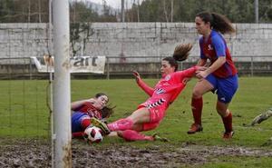 El CD Lugo vence al Gijón FF en La Cruz