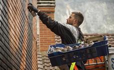 «No todo el que pinta en la calle es grafitero»