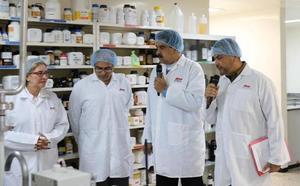Acusan al dueño asturiano de la farmacéutica confiscada en Venezuela de desviar 120 millones de euros